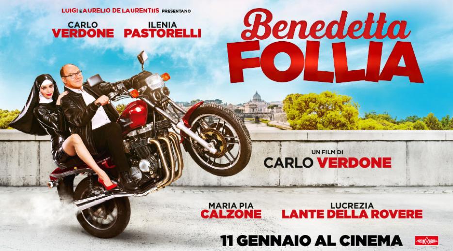 Benedetta follia - L'ultimo film di Carlo Verdone