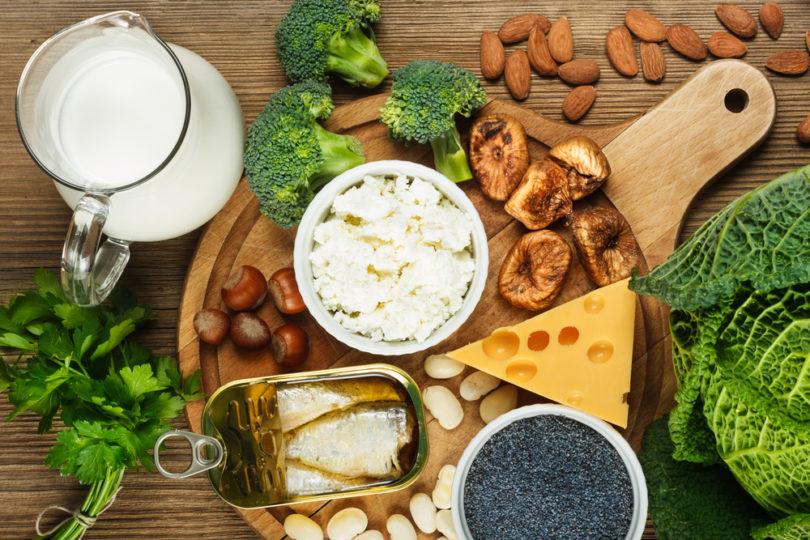 Una dieta per la salute delle ossa