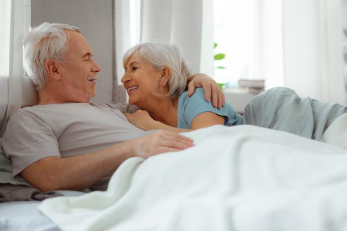 Sesso come elisir di longevità