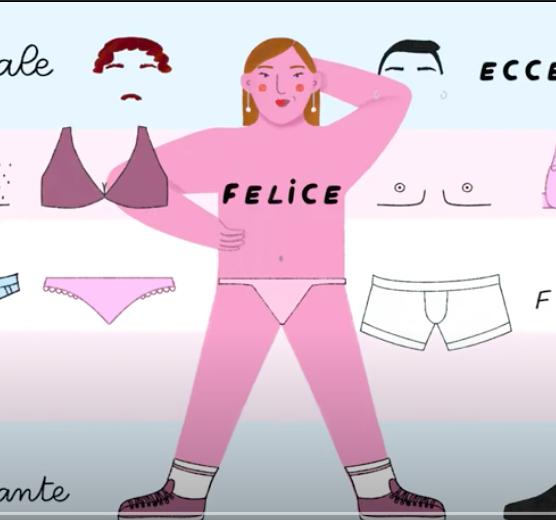 Infotrans.it - Il primo portale istituzionale in Europa per le persone transgender